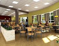 Modern Hospital Lobby Interior Design