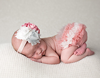 Newborn Peekaboos Collection