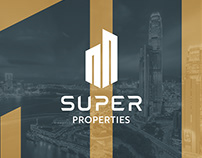 SUPER PROPERTIES Brand Design