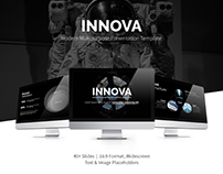 Innova Multipurpose Presentation Template