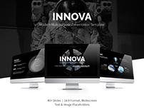 Innova Multipurpose Presentation Template