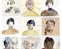 Grandma's Portraits