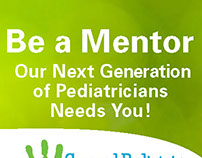 Pediatric Preceptorship Program Advertisement