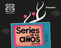 Series de los 80 - 90 Mamarracho CG