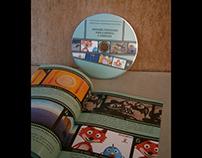"""DVD """"Animação Portuguesa para a Infância e Juventude"""""""