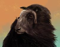 Pleistocene megafauna, a memory game
