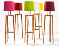 GRACE & GRACEplus - standing lamps
