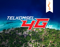 TELKOMSEL Broadband | Elang Nusa