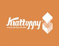 Krattoppy.com - Branding & Webshop Design