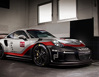 PORSCHE GT3 Edition '911 RSR limited'/RSR livery (EP1)