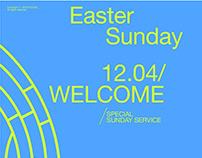Poster Design - Easter Sunday