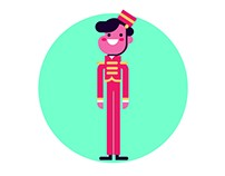 Pageboy - Character Design