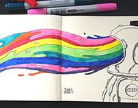 Sketchbook September