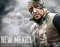 New Mexico Trophy Hunt | Logo & Branding