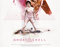 GHOST IN THE SHELL // Alternative Movie Poster