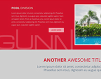 Gunn Sales Responsive Website Design