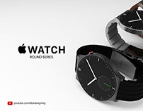 APPLE WATCH | ROUND SERIES