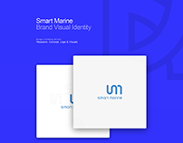 Smart Marine - Brand Visual Identity
