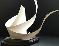 3D Paper Sculpture