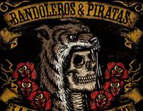 BANDOLEROS Y PIRATAS