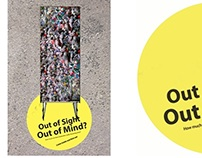 Display Tactics project- Out of site out of mind