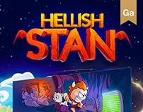 Hellish Stan - Game Art