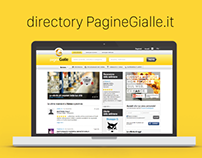 Directory PagineGialle.it - 2012