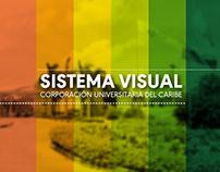 Sistema Visual. Corporación Universitaria del Caribe