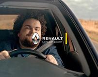 Renault - Genius Part campaign