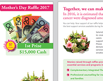 Father & Mother's Day Pledge/Raffle Tickers