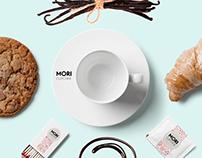 Mori Cupcake Shop // Branding