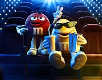 M&M's Cinemark