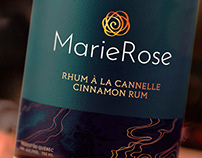 MarieRose - Brand Identity