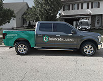 Ford Vehicle Wrap