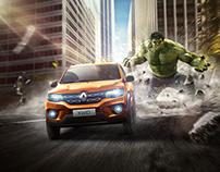 Renault Kwid | DPZ&T