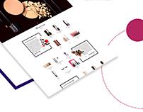 muse - website design 网页设计