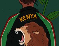 Kenya Jacket by Nikita Abuya