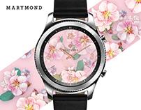 MR TIME x MARYMOND
