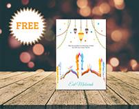 Free Eid Mubarak Card
