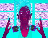 Neon Wasteland Website is Live