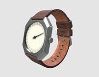 3D Watch configurator
