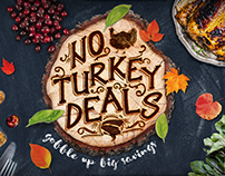 No Turkey Deals