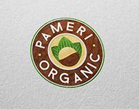 Pameri Organic Brand Identity