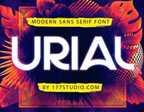 Free Font - URIAL Sans