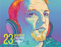 Poster of Zed Bias for RUSTAM OSPANOV