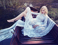 Harrods Editorial - Boat story
