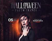 Halloween 2019 Porto Franco-MA
