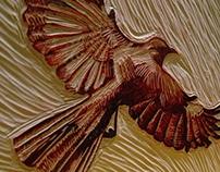 To Kill A Mockingbird Printmaking