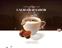 Propuesta: diseño de la web para ¨BOU Cafe¨