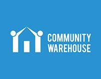 Community Warehouse Branding
